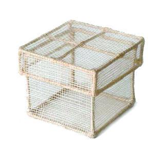 scatola sinamay